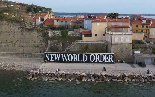 nova svetovna ureditev